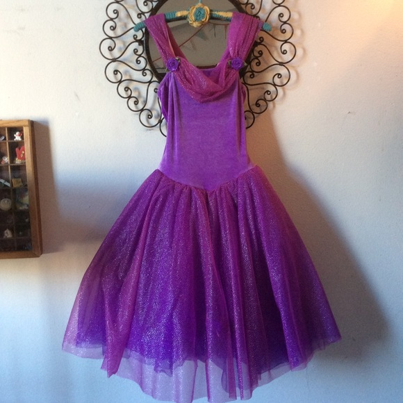 Capezio Dresses & Skirts - Costume Gallery Dancer Gown